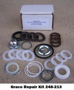Aftermarket Pump Repair Kit For Graco Paint Sprayer 248213 248 213