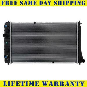 Radiator For Pontiac Chevy Fits Cavalier Sunfire 2 2 2 4 2 3 L4 4cyl 1687