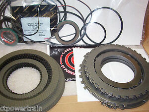 Allison At540 At542 At545 Master Rebuild Kit 1970 On Overhaul Frictions Steels