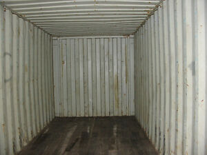 40 Shipping Container Storage Container As Is Savannah Ga