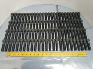 5 8 11x2 1 2 Unc Socket Head Cap Screw Bolt Alloy Steel Lot Of 100