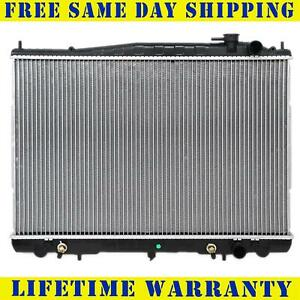 Radiator For 1998 2004 Nissan Frontier Xterra 4cyl 2 4l V6 3 3l Free Shipping