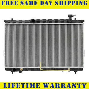 Radiator For 2001 2006 Hyundai Santa Fe 4cyl V6 2 4l 2 7l 3 5l Free Shipping
