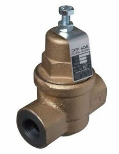Cash Acme 23000 0045 Eb75 3 4 Water Pressure Reducing Regulator Valve