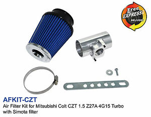 Air Filter Induction Kit For Mitsubishi Colt Czt 1 5 Z27a 4g15 Turbo Smart For4