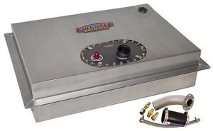 Fuel Safe 69 Mustang Fuel Tank W Remote Stock Fill Kit 22 Gallon Cell Bladder