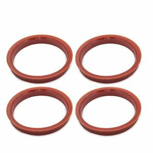 4 Hub Centric Rings 72 6mm To 66 6mm Hubcentric Ring 72 6 66 6 Mercedes Benz