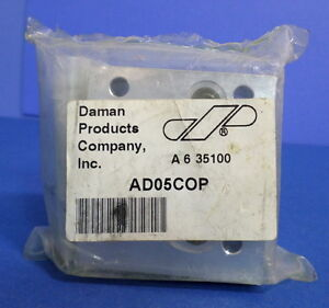 Daman Products Ad05cop Sealed