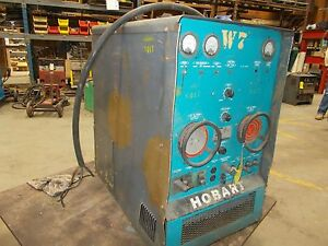 Hobart Tg 301 Tig Welder Power Source