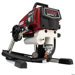 Titan 440 Impact Airless Paint Sprayer 805 000 805000