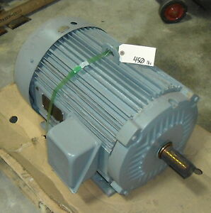 Lincoln 30hp 3555rpm Ultimate E Premium Efficiency Ac Motor Af2b30ts61y