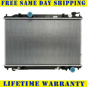 Radiator For 2004 2009 Nissan Quest V6 3 5l Lifetime Warranty Fast Free Shipping
