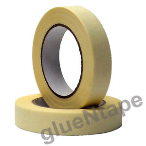 Masking Tape 1 Inch 60 Yards White Paper General Purpose 36 Rolls