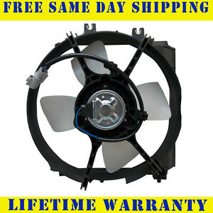 Radiator Cooling Fan Assembly For Mazda Protege Protege5 Ma3115112