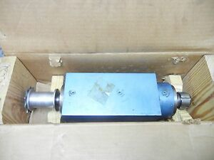 Pope A 880 a Used Belt Driven Oil Mist Lubricated Spindle 30 000 Rpm A880a