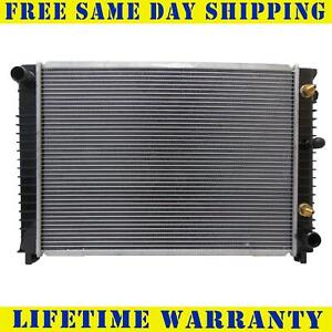 Radiator For Volvo Fits 740 940 2 3 L4 4cyl 1577
