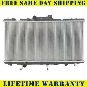 Radiator For Toyota Geo Fits Corolla Prizm 1 6 1 8 L4 4cyl 1409