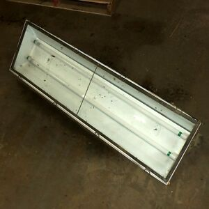 Crouse Hinds Fluorescent Hazardous Location Lighting Fixture Fvn4240tg 277
