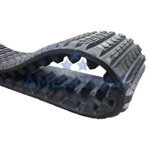 2 New Rubber Tracks For Cat 247 247b 257 And 257b Mtl Tracks 381x101 6x42
