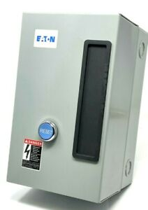 Eaton Magnetic Motor Starter 5hp 230v Single Phase Air Compressor Parts