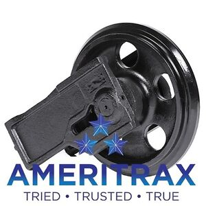 Case Front Idlers For 420ct 440ct 445ct Case Undercarriage Parts From Ameritrax