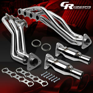 For 99 04 Ford F150 Pickup 5 4l V8 Stainless Exhaust Manifold Header gasket bolt
