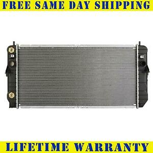 Radiator For 2001 2005 Cadillac Deville Oldsmobile Aurora 4 0 4 6l Free Shipping