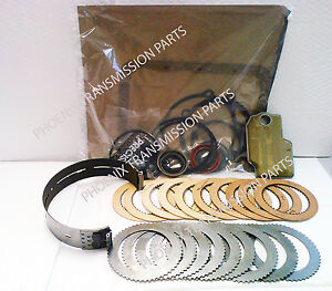 Fmx Transmission Master Rebuild Kit With Clutches Steels Filter Band 1968 1981