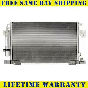 Ac A c Condenser For Mitsubishi Fits Lancer Outlander 2 0 2 4 3 0 L4 V6 3747