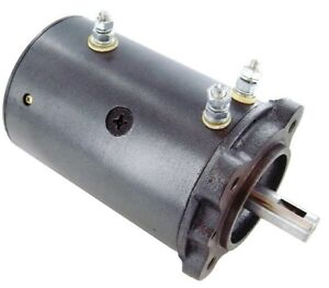 Winch Motor Fits Ramsey 12v Bi Directional 2 5hp Amt0401 458001 W 8933 6 2283