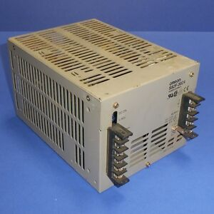 Omron 24v 14a Dc Power Supply S82f 3024 missing Base