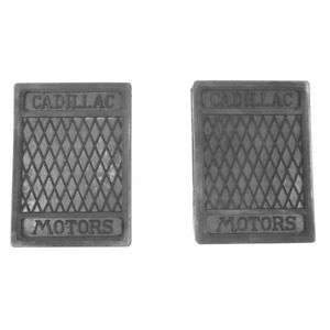 1927 1940 Cadillac All Models Pair Of Clutch And Brake Pedal Pads