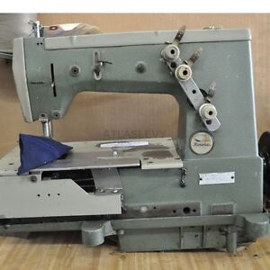 Rinoldi Coverstitch Sewing Machine Tag 3913