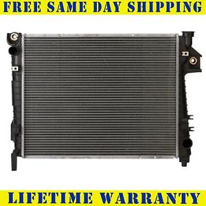 Radiator For 2004 2009 Dodge Ram 1500 2500 3500 5 7l Lifetime Warranty
