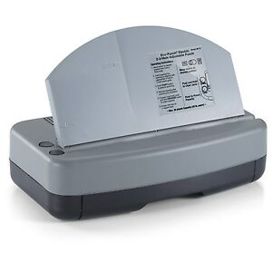 Officemate 90115 Eco punch Electric Punch 2 3 Hole Adjustable 30 sheet Capacity