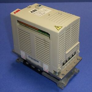 Abb Robotics Variable Speed Drive Acs 143 1k1 3