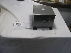 Dwyer 1639 wp Differential Pressure Switch