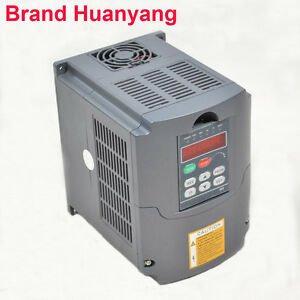 2 2kw 110v Variable Frequency Drive Inverter Vfd