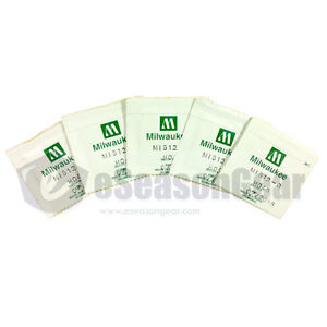 Milwaukee Mi526 25 Free Chlorine Reagent 25 Tests For Mw10 Meter Exp 3 2021