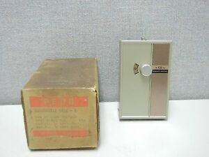 Penn Controls W43a 6 New Low Or Line Voltage Humidistat W43a6