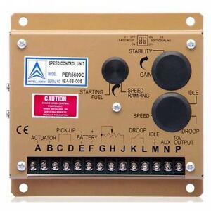 Electronic Engine Speed Controller Governor 5500e Generator Genset Parts