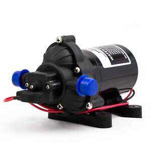 Automatic Diaphragm Water Pressure Pump Five Oceans Fo 3605