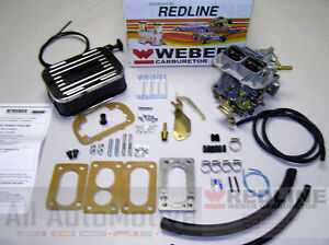 Weber Carb Conversion Fits Nissan Pickup 83 86 Z24 Manual Choke Weber Carb