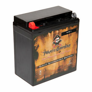Ytx16 bs 1 High Performance Maintenance Free Sealed Agm Motorcycle Battery