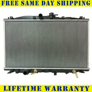 Radiator For 2004 2008 Acura Tsx 4cyl 2 4l Lifetime Warranty Fast Free Shipping