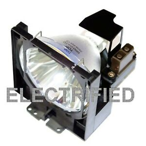 Sanyo 610 282 2755 6102822755 Lamp In Housing For Projector Model Plc xp18