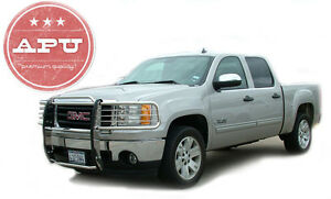07 13 Chevy Silverado 1500ld Grille Brush Guard Push Bar Stainless