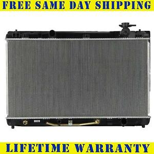 Radiator For 2007 2011 Toyota Camry 4cyl 2 4l 2 5l Lifetime Warranty