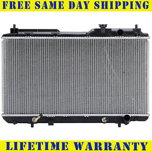 Radiator For 1997 2001 Honda Crv 4cyl 2 0 Lifetime Warranty Free Shipping