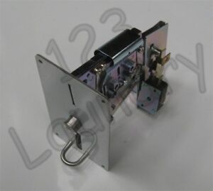 Generic Front Load Washer Coin Drop Coin Acceptor For Dexter P n 9021 001 010